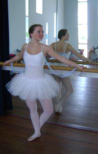 Ballet, ja, klassiek ballet