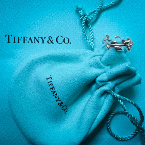 Mijn Tiffany & Co. ring