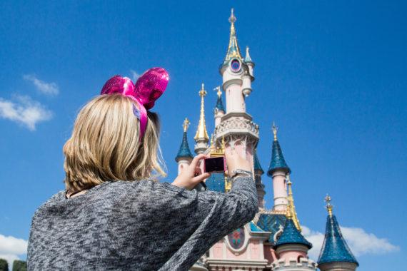 Terug naar Disneyland
