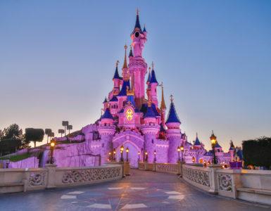 Voorbereiden Disneyland