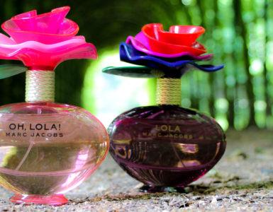 Minireeks: Marc Jacobs parfum 4