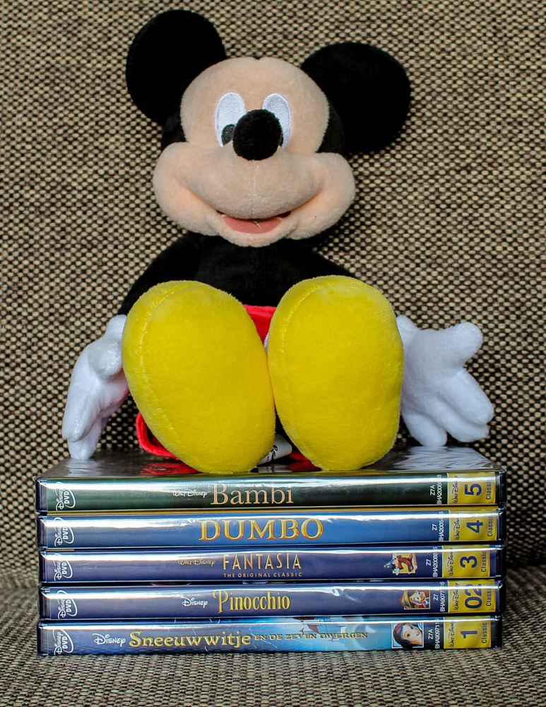 Disney collectie #1