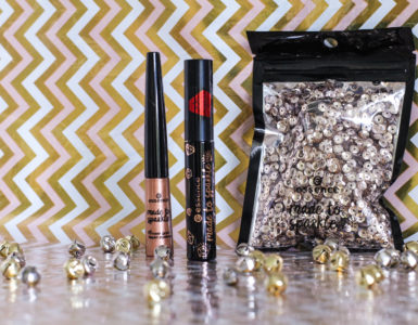 Make-up week: Essence Made to Sparkle