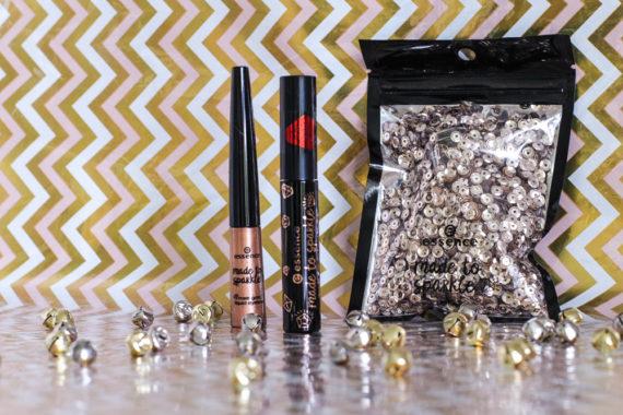 Make-up week: Essence Made to Sparkle
