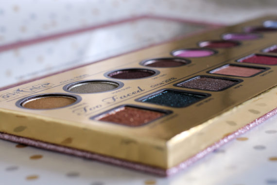 Too Faced Then & Now Palette