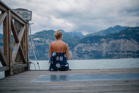 Throwback: Naar Italië, Gardameer 1