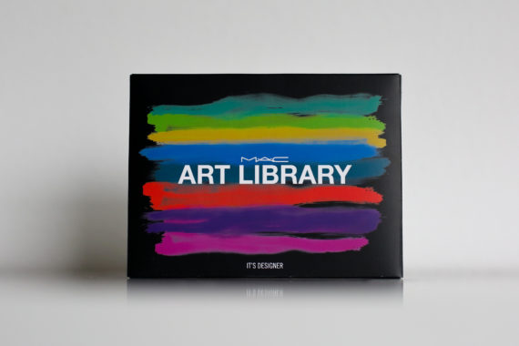Nieuw! MAC Art Library It's Designer